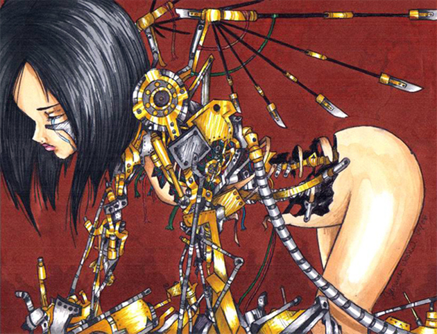 Robert Rodriguez vai dirigir a adaptação do mangá Battle Angel Alita