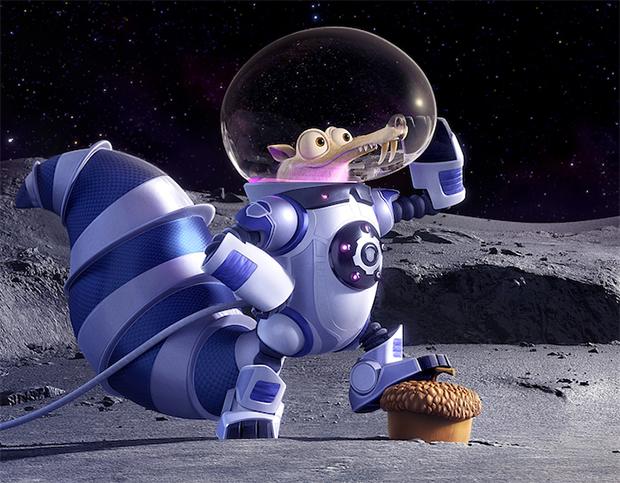 Veja um novo curta animado estrelado por Scrat, de A Era do Gelo ...