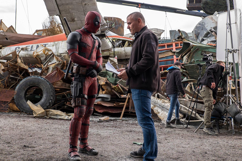Deadpool: Ryan Reynolds aparece em novas fotos do filme