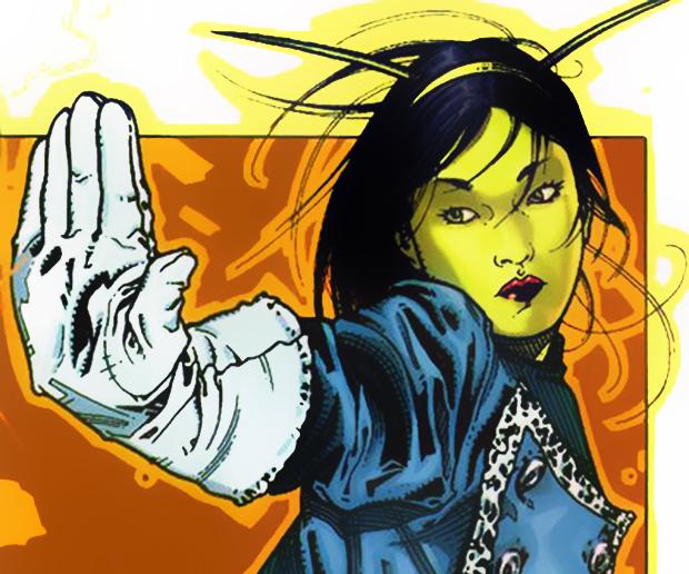 Guardiões da Galáxia Vol. 2 escala intérprete da heroína Mantis