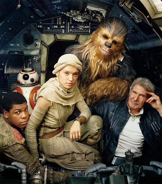 Star Wars: O Despertar da Força já é a 4ª maior bilheteria mundial de todos os tempos