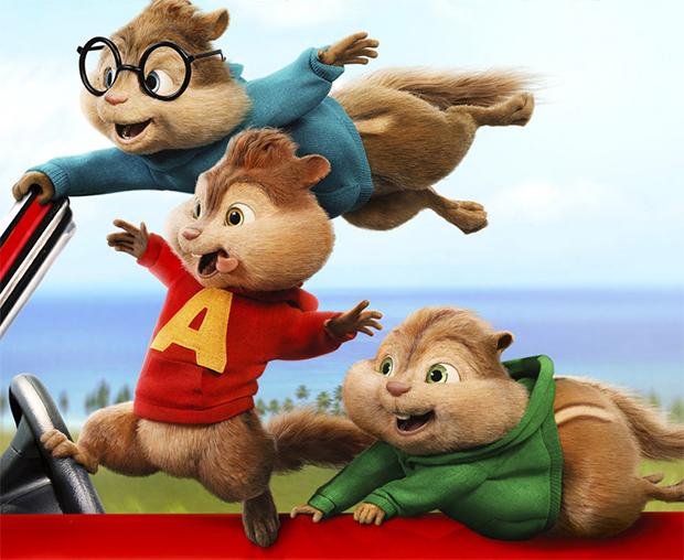 Alvin e os Esquilos: Quarto filme da franquia ganha novo trailer dublado