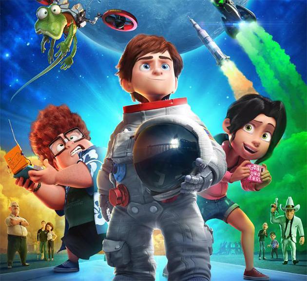 No Mundo da Lua: Veja o trailer dublado da nova animação do diretor de As Aventuras de Tadeo