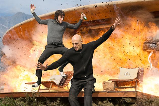 Irmão de Espião: Nova comédia de Sacha Baron Cohen ganha primeiro teaser