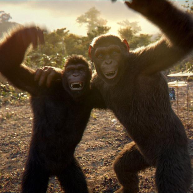 Novo clipe transforma Coldplay em símios do Planeta dos Macacos