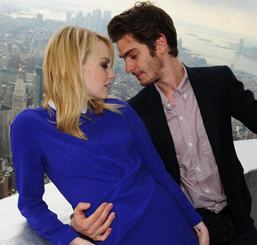 Emma Stone e Andrew Garfield terminam o namoro – Pipoca Moderna