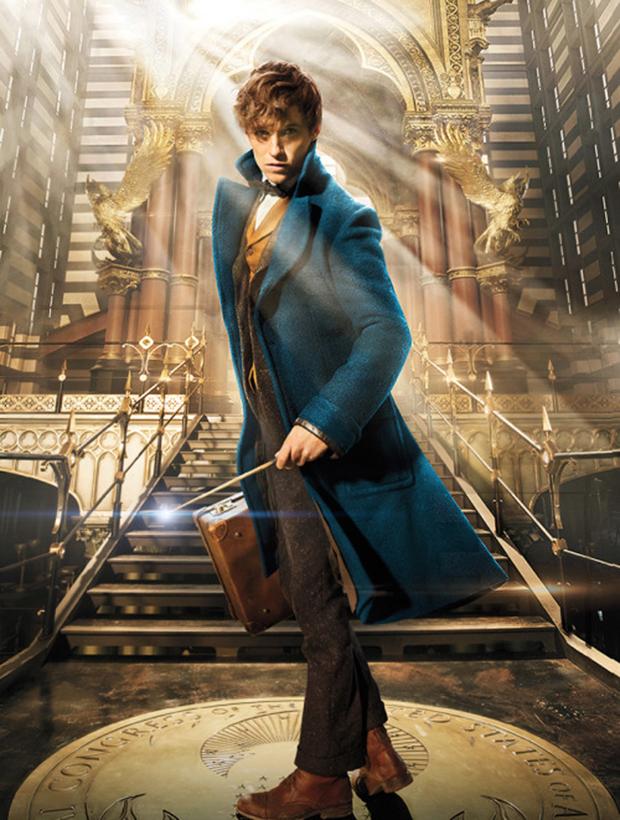 Animais Fantásticos e Onde Habitam: Eddie Redmayne se destaca nas primeiras fotos do prólogo de Harry Potter