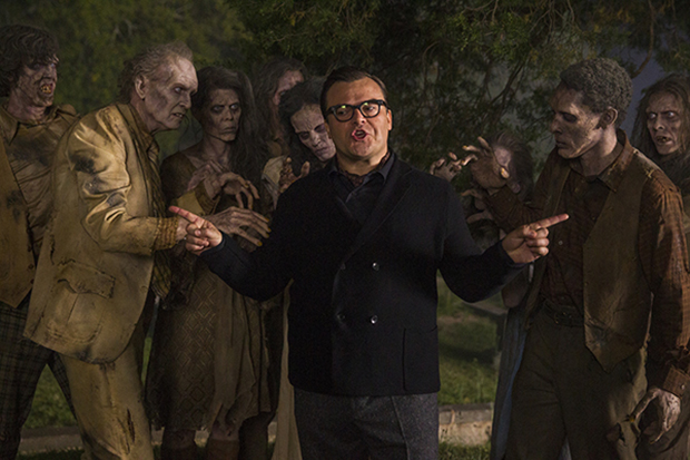 Crítica: Goosebumps transforma best-sellers em comédia de Jack Black