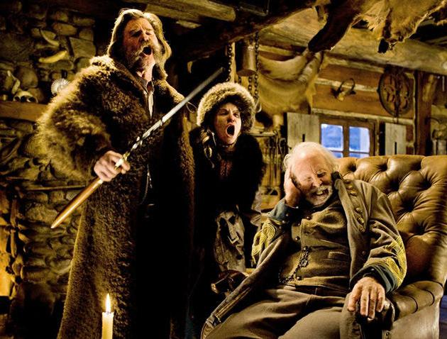 Os 8 Odiados será o filme mais longo da carreira de Quentin Tarantino
