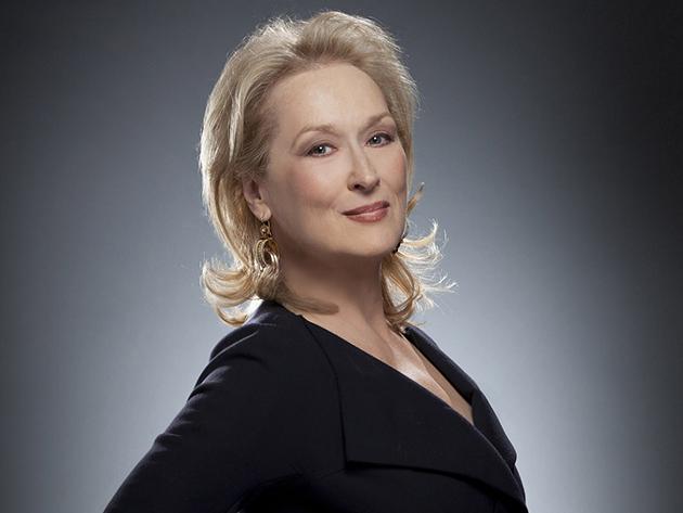 Meryl Streep presidirá juri do Festival de Berlim 2016