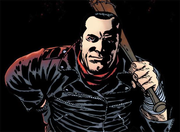 The Walking Dead: Vaza vídeo de Jeffrey Dean Morgan como o ...