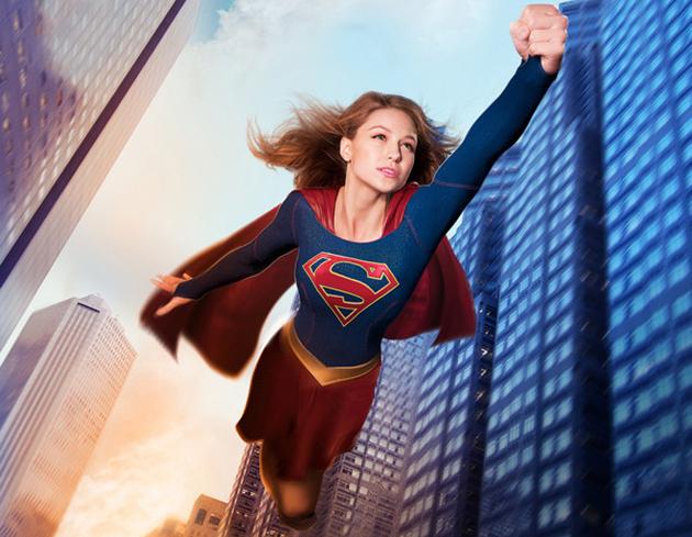 Supergirl bate recordes em superestreia na TV americana - Pipoca ...