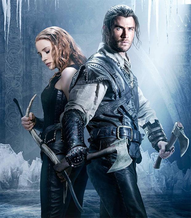O Caçador e a Rainha do Gelo: Trailer revela origem dos ...