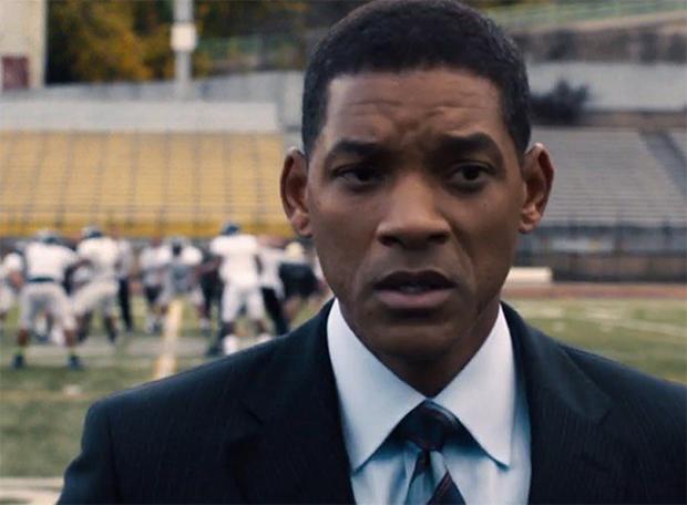 Concussion: Will Smith enfrenta a liga de futebol americano em ...