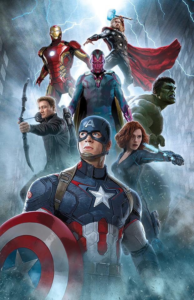Próximo filme dos Vingadores será totalmente filmado em IMAX