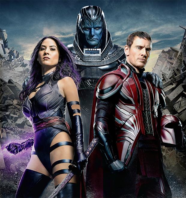 Primeiro trailer de X-Men: Apocalipse apresenta novos mutantes ...