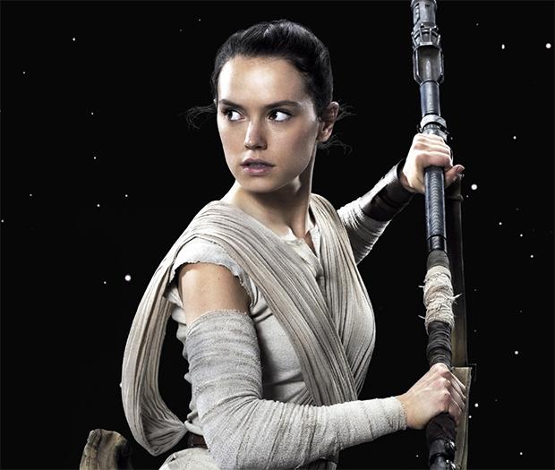 Daisy Ridley já recebeu o roteiro de Star Wars: Episódio VIII