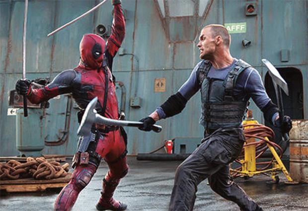 Deadpool: Ryan Reynolds enfrenta Ed Skrein em novas fotos