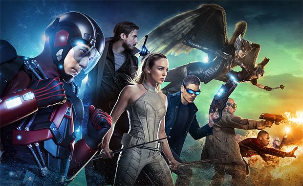 Legends of Tomorrow estreia com grande audiência - Pipoca ...