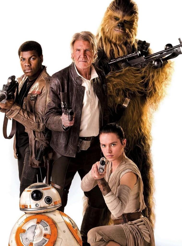 Blu- ray de Star Wars: O Despertar da Força vira hit pirata duas ...