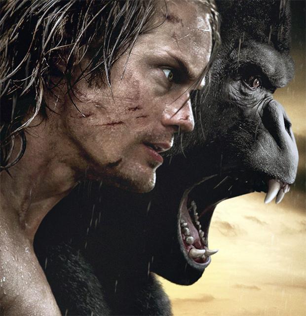 A Lenda de Tarzan: Trailer mostra Alexander Skarsgard ...