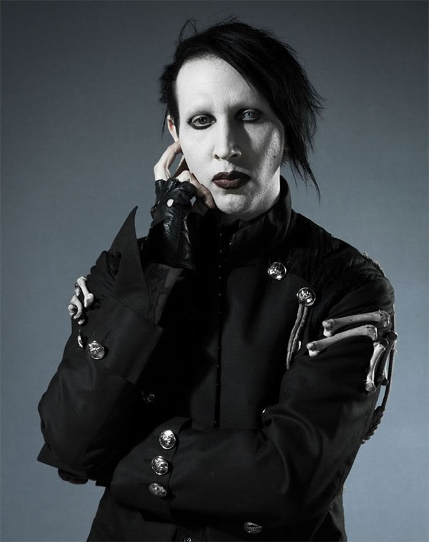 Marilyn Manson vai participar da série Salem – Pipoca Moderna