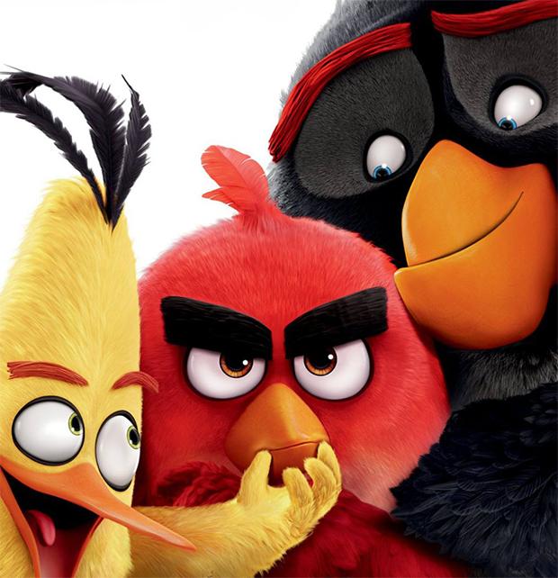 Animação dos Angry Birds estreia em 1º lugar nos EUA sem empolgar a crítica