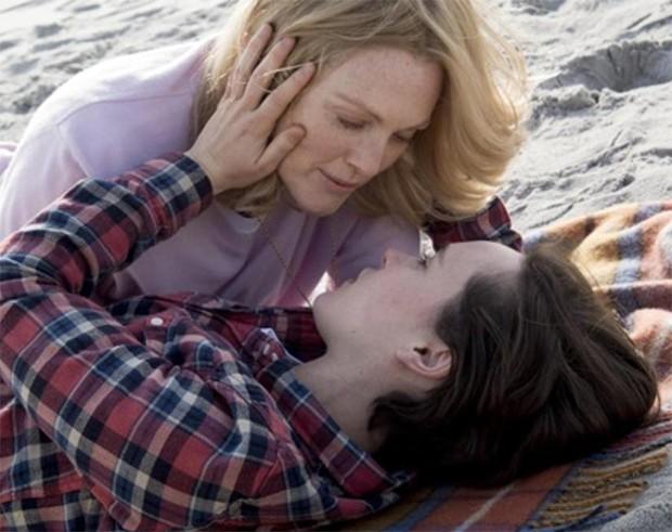 Amor por Direito: Ellen Page e Julianne Moore lutam por seus ...