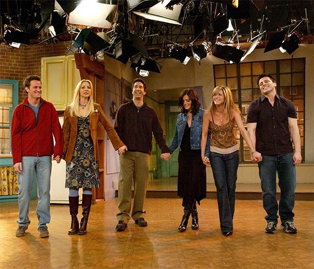 Elenco da série Friends vai se reencontrar em especial televisivivo ...