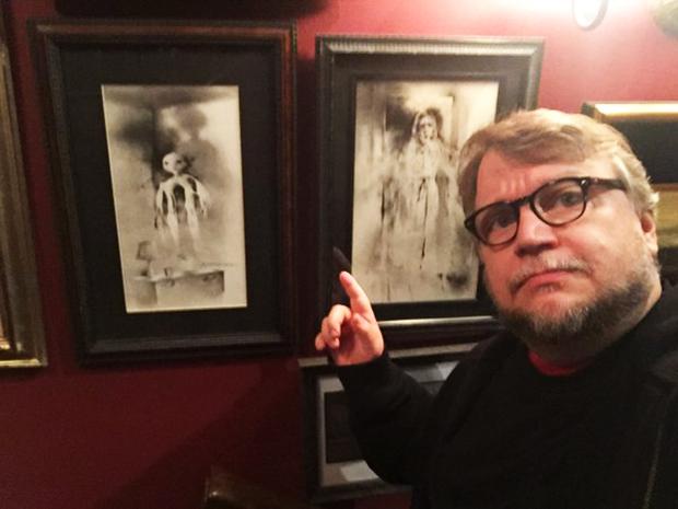 Guillermo del Toro vai adaptar trilogia literária de terror infantil