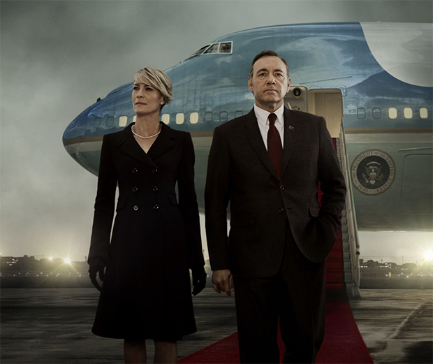 House of Cards é renovada a 5ª temporada, mas perde showrunner
