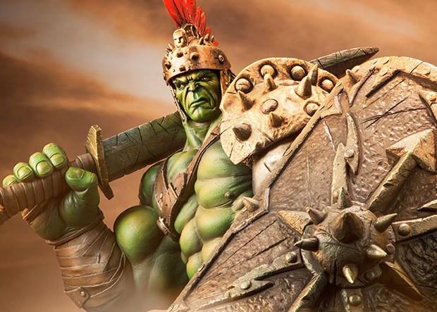 Thor e Hulk poderão lutar como gladiadores no filme Thor: Ragnarok
