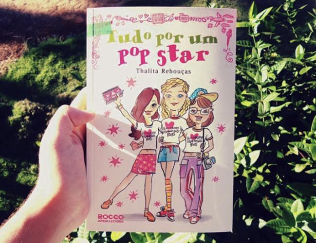livro-Tudo por um Pop Star | Pipoca Moderna