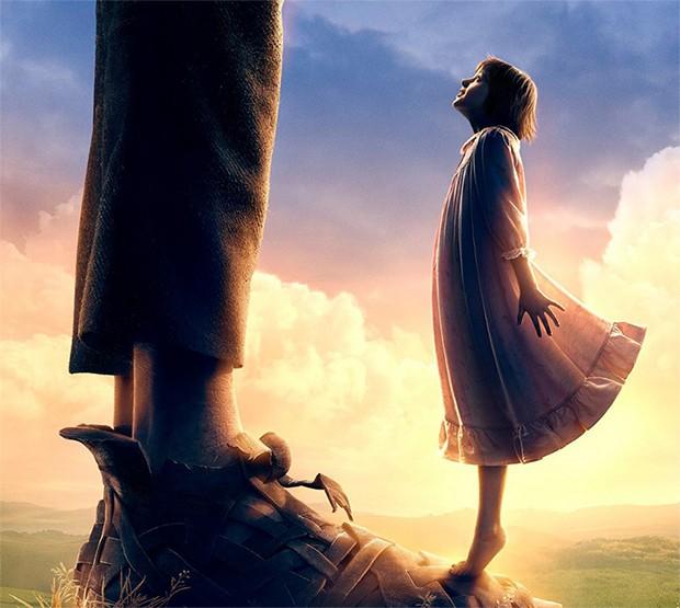 O Bom Amigo Gigante: Volta de Spielberg à fantasia ganha primeiro ...
