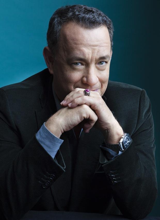 Pesquisa revela que Tom Hanks é o ator favorito dos americanos