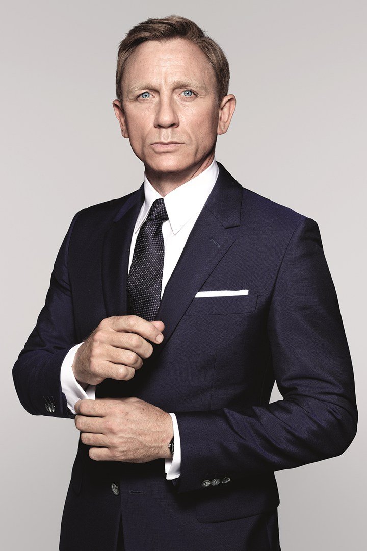 Daniel Craig vai estrelar sua primeira série americana
