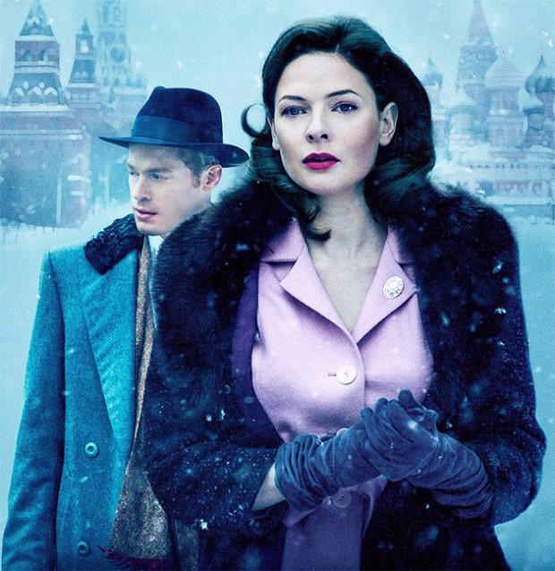 Rebecca Ferguson volta a viver espiã em trailer de romance ...