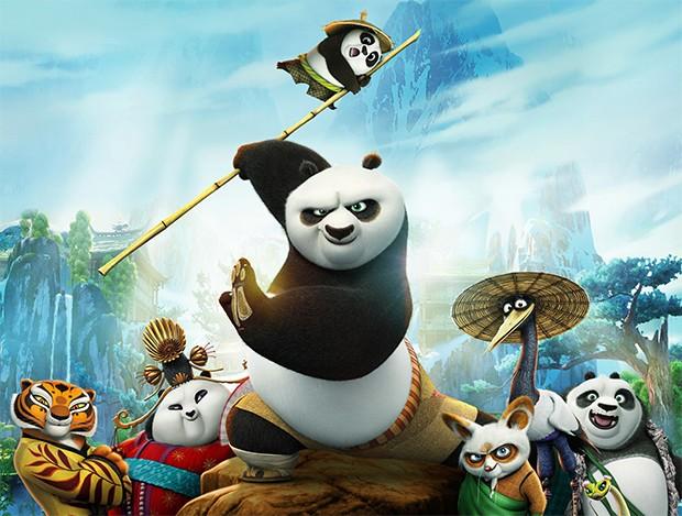 Bilheteria: Kung Fu Panda 3 resiste aos irmãos Coen e zumbis para ...