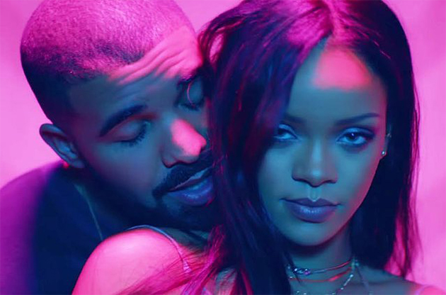 Rihanna sensualiza nos clipes de Work