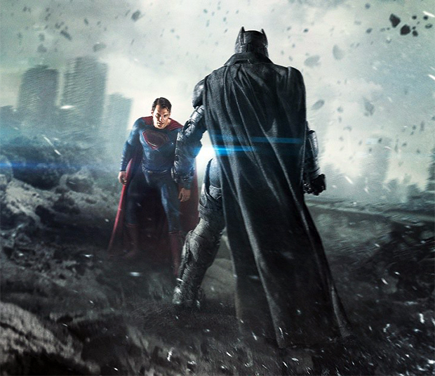 Batman vs. Superman vai ocupar 45% de todo o circuito de cinema do Brasil