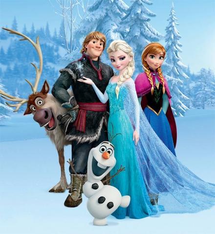 Frozen vai ganhar especial televisivo e versão teatral para a Broadway