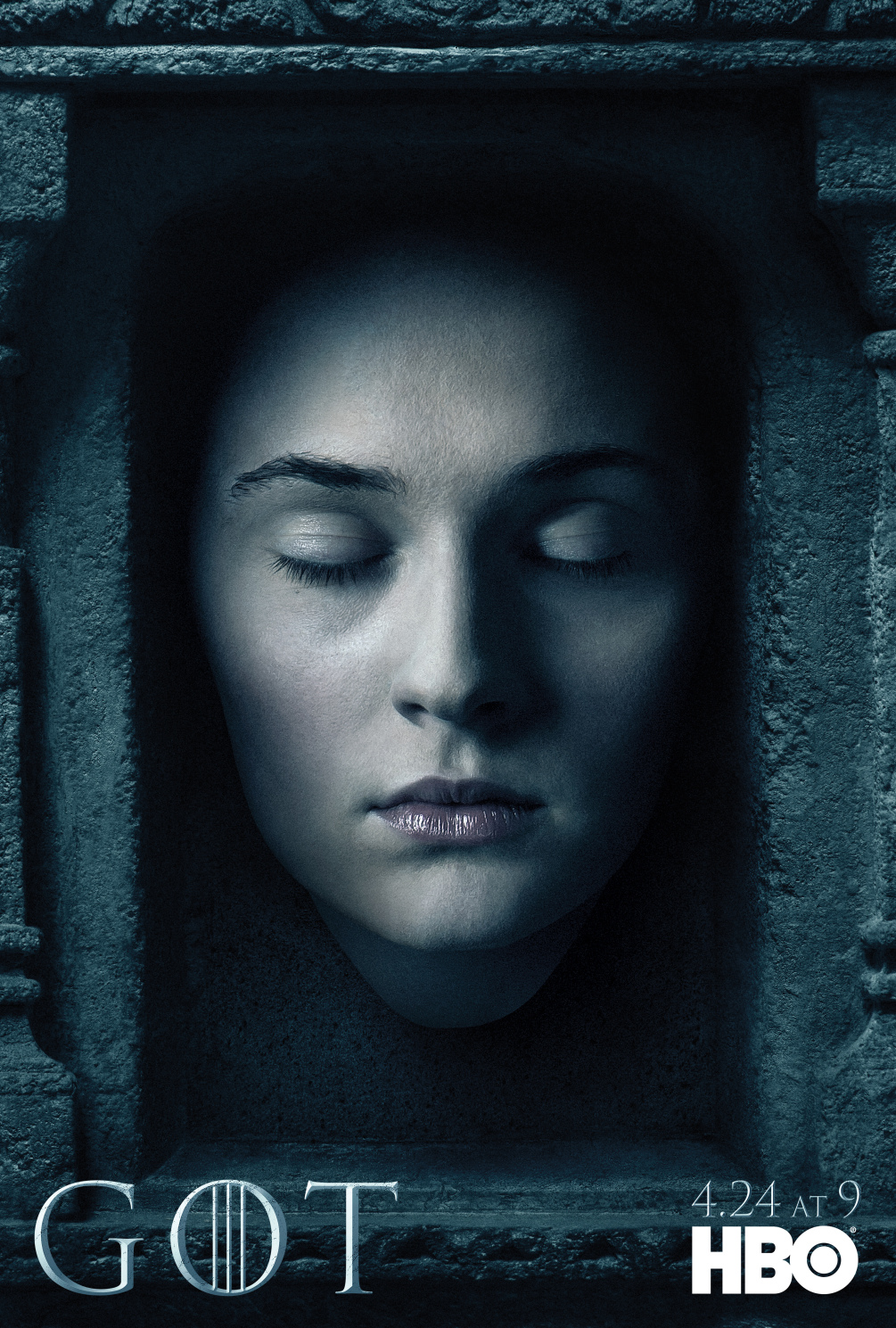 Galerry Game of throne season 6 poster Game of thrones season 6 poster