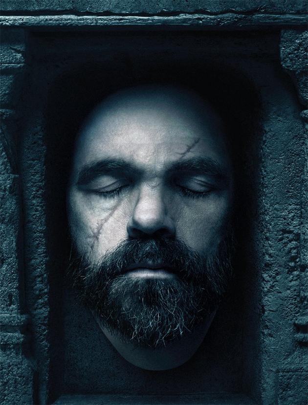 Game of Thrones: Cartazes sombrios exploram a morte de personagens