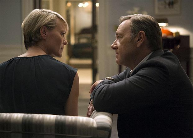 House of Cards: Trailer intenso marca clima de guerra entre o Presidente a Primeira Dama