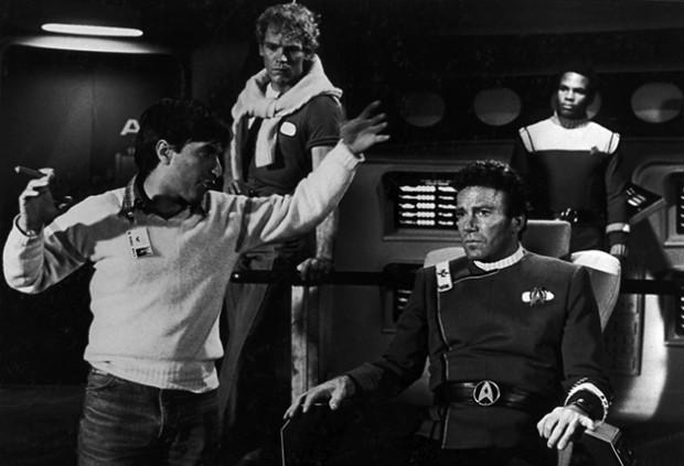 Diretor de Jornada nas Estrelas II – A Ira de Khan vai produzir a ...