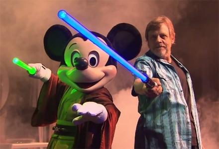 Star Wars ajuda Disney a atingir lucro recorde no trimestre