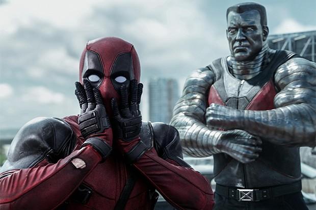 Hilário e irresponsável, Deadpool é o filme de super-herói que a ...