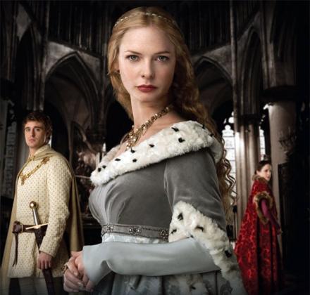 Minissérie The White Queen vai ganhar sequência