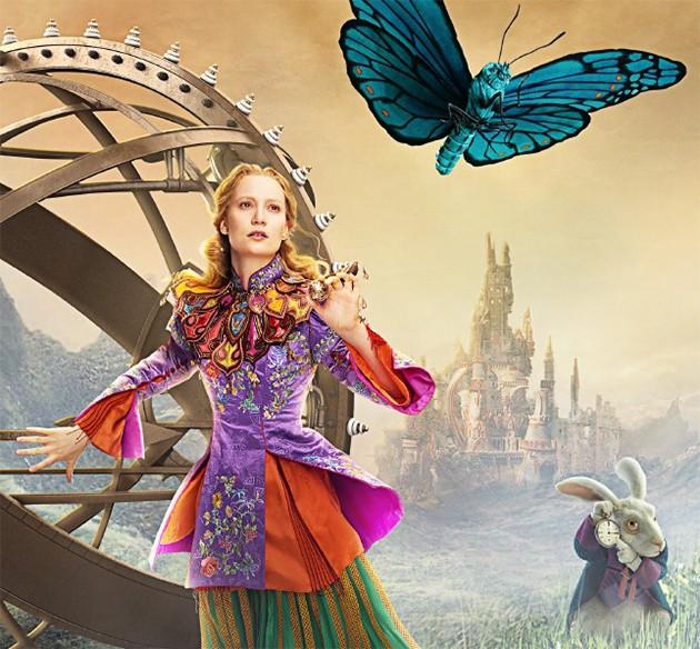 Alice no País dos Espelhos: Novo trailer legendado vai do hospício ...