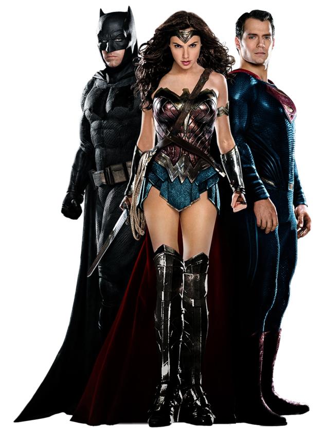 """Warner anuncia dois novos filmes """"misteriosos"""" de super"""
